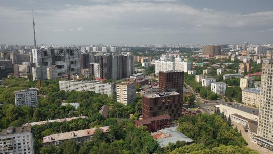Вокруг да около #5. Новостройки в СВАО // Алексеевский район
